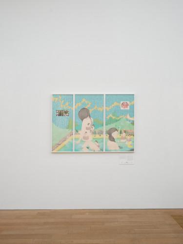 梁嘉賢,《夢露台》,2016。