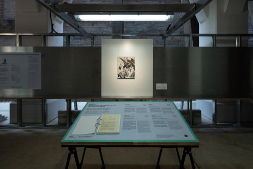 Exhibition view: Contagious Cities: Far Away, Too Close.