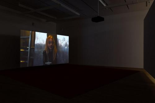 "Marianna Simnett , ""The Udder"" (2014)."