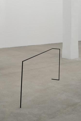 Thea Djordjadze,《嘗試用一隻手平衡,別忘了中心》, 2010年